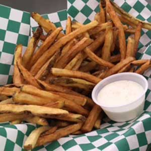 Fish Top Fries - $4
