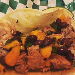 Pulliam (Creek) Pork Taco - $3.50